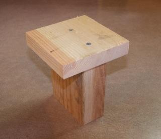 Assembling a Leg