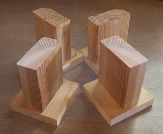 Assembled Legs