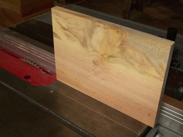 how to cut a long box into a short box