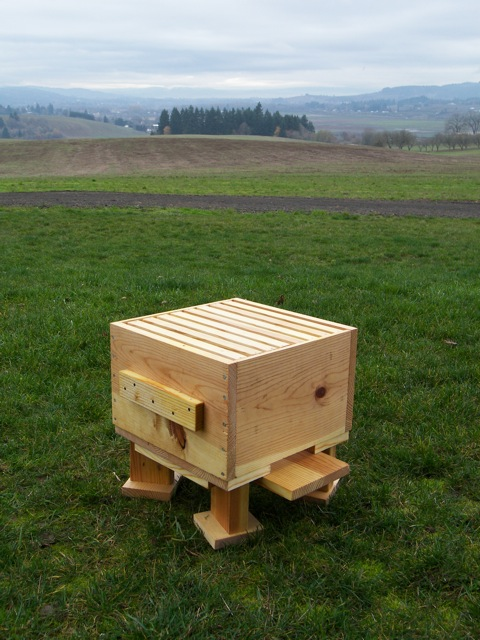 Warre Bee Hive Design